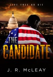 bargain ebooks The Candidate Crime Thriller by J.R. McLeay