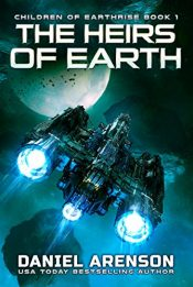 bargain ebooks The Heirs Of Earth Science Fiction by Daniel Arenson