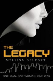 bargain ebooks The Legacy Apocalyptic SciFi Adventure by Melissa Delport