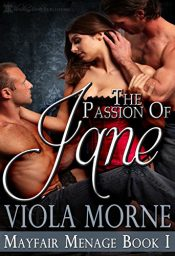 bargain ebooks The Passion of Jane Erotic Romance by Viola Morne