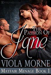 bargain ebooks The Passion of Jane Erotic Romance by Viola Morne