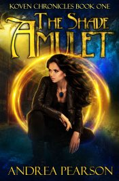 bargain ebooks The Shade Amulet Urban Fantasy by Andrea Pearson