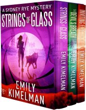 bargain ebooks The Sydney Rae Mysteries Box Set (Books 4-6) Mystery by Emily Kimelman