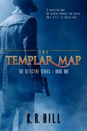 bargain ebooks The Templar Map Private Detective Mystery by Kevin R. Hill