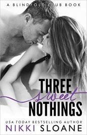 amazon bargain ebooks  Three Sweet Nothings (The Blindfold Cub Book 5) Erotic Romance by Nikki Sloane