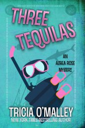 bargain ebooks Three Tequilas Cozy Mystery by Tricia O'Malley