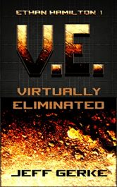 bargain ebooks Virtually Eliminated Science Fiction by Jeff Gerke