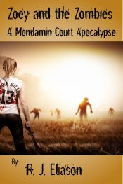 bargain ebooks Zooey and the Zombies Horror by R. J. Eliason