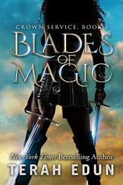 amazon bargain ebooks Blades of Magic Young Adult/Teen Fantasy by Terah Edun