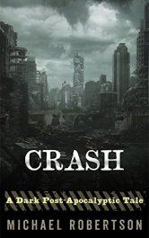 amazon bargain ebooks Crash British Science Fiction Horror by Michael Robertson