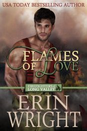 amazon bargain ebooks Flames of Love Contemporary Western Romance by Erin Wright