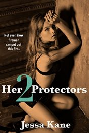 bargain ebooks Her 2 Protectors Erotic Romance by Jessa Kane