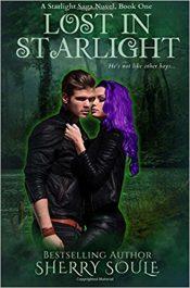 amazon bargain ebooks Lost in Starlight (Volume 1) Romance by Sherry Soule