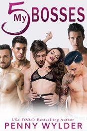 bargain ebooks My 5 Bosses Erotic Romance by Penny Wylder