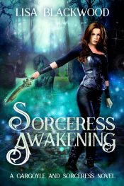 amazon bargain ebooks Sorceress Awakening Urban Fantasy by Lisa Blackwood