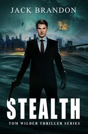 amazon bargain ebooks Stealth: Book 2 Suspense Thriller by Jack Brandon