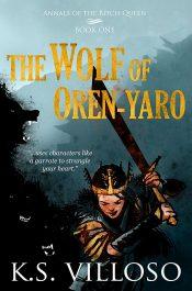 bargain ebooks The Wolf of Oren-Yaro Epic Fantasy by K.S. Villoso