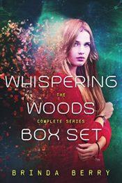 amazon bargain ebooks Whispering Woods Box Set Time Travel Science Fiction by Brinda Berry