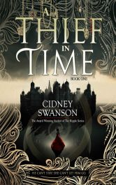 bargain ebooks A Thief in Time Young Adult/Teen SciFi by Cidney Swanson