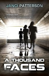 amazon bargain ebooks A Thousand Face YA/Teen SciFi Fantasy by Janci Patterson