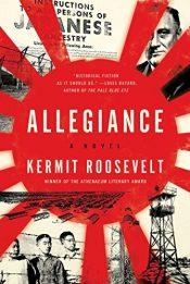 bargain ebooks Allegiance Historical Thriller by Kermit Roosevelt