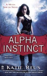 bargain ebooks Alpha Instinct Paranormal Romance by Katie Reus