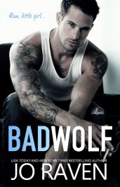 bargain ebooks Bad Wolf Contemporary Romance by Jo Raven