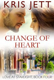 bargain ebooks Change of Heart (Love at Starlight, Book 4) Romance by Kris Jett