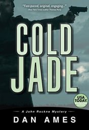 bargain ebooks Cold Jade Mystery by Dan Ames