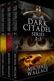 bargain ebooks The Dark Citadel Omnibus Scifi Fantasy Horror by Michael Wallace