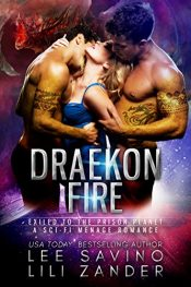 bargain ebooks Draekon Fire Paranormal Romance by Lili Zander