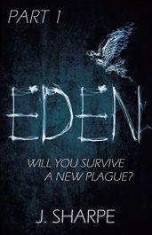 bargain ebooks Eden: Part 1 SciFi Horror by J. Sharpe