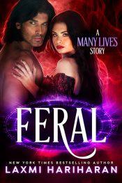 bargain ebooks Feral Paranormal Romance by Laxmi Hariharan