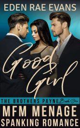 bargain ebooks Good Girl Erotic Romance by Eden Rae Evans