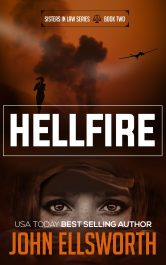 bargain ebooks Hellfire Legal Thriller by John Ellsworth
