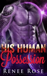 bargain ebooks His Human Possession Science Fiction Romance by Renee Rose