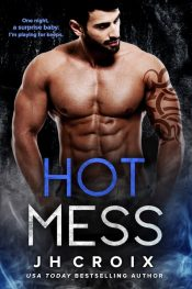 bargain ebooks Hot Mess Contemporary Romance by J.H. Croix