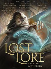 bargain ebooks Lost Lore: A Fantasy Anthology Fantasy by Multiple Authors
