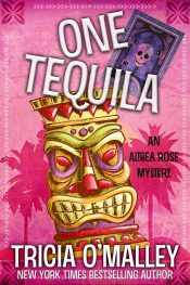 bargain ebooks One Tequila Cozy Mystery by Tricia O'Malley