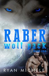 bargain ebooks Raber Wolf Pack Book One Erotic Romance by Ryan Michele