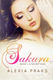bargain ebooks Sakura: A Secret Kiss Contemporary Romance by Alexia Parks