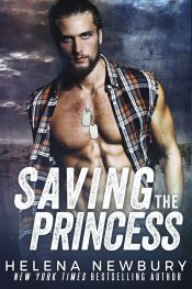 bargain ebooks Saving The Princess Romance by Helena Newbury