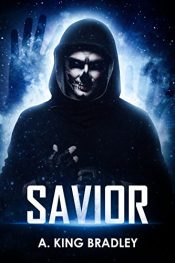 bargain ebooks Savior SciFi Action/Adventure by A. King Bradley