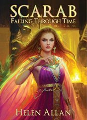 amazon bargain ebooks Scarab Falling Through Time Historical Fantasy by Helen Allan