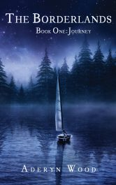 bargain ebooks The Borderlands (Book One): Journey Young Adult Fantasy by Aderyn Wood