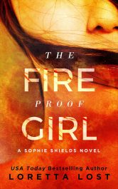 bargain ebooks The Fireproof Girl Romantic Mystery by Loretta Lost
