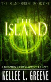 bargain ebooks The Island - A Dystopian Survival Adventure Novel Dystopian Adventure by Kellee L. Greene