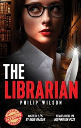 bargain ebooks The Librarian Action/Adventure by Philip Wilson