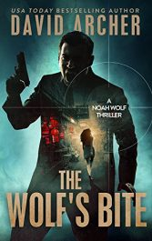 amazon bargain ebooks The Wolf's Bite Action Adventure by David Archer