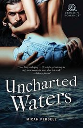 amazon bargain ebooks Uncharted Waters Erotic Romance by Micah Persell